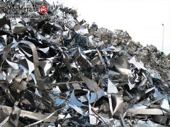 Лом высоколегированной стали
