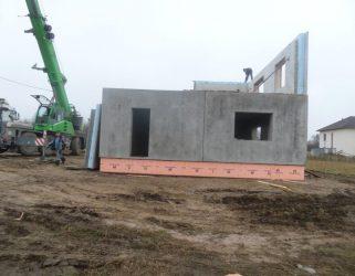 Железобетонные панели для строительства частного дома