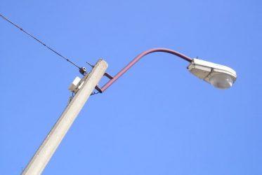 Опоры уличного освещения железобетонные